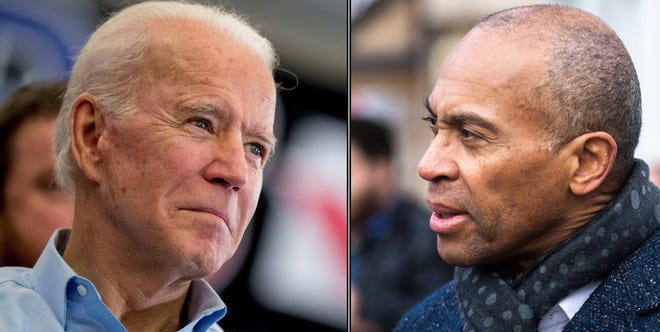 Former Massachusetts governor and Democratic presidential candidate Deval Patrick has endorsed former Vice President Joe Biden and plans to join Biden in Mississippi campaigning this weekend ahead of Tuesday's primary.