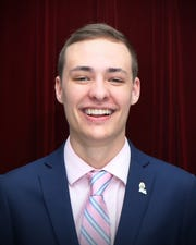 Lafayette High senior William Romero is a finalist for state Student of the Year.