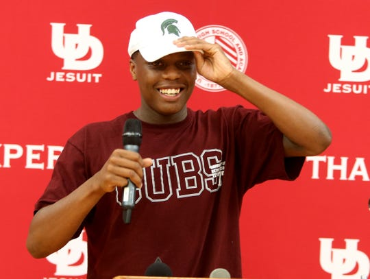 Cassius Winston announced he was coming to MSU on Sept. 18, 2015, a little less than three years after Tom Izzo first saw him practice with his high school team.