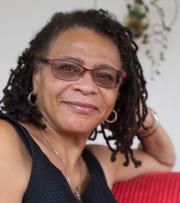 Dedria Humphries, Lansing writer, teacher and speaker.