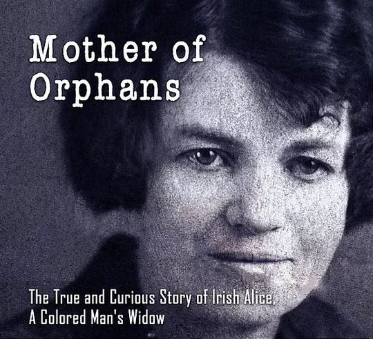 """The cover of """"Mother of Orphans"""" by Dedria Humphries"""