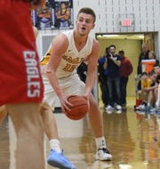 Colonel Crawford's Gavin Feichtner was named honorable mention All-Ohio on Monday.