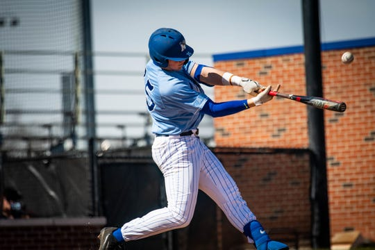 University of Memphis sophomore Hunter Goodman had a dream weekend at the plate last weekend against visiting Western Illinois, hitting four home runs, including three grand slams.