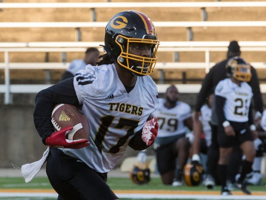 Grambling held its first Spring football practice at Eddie G. Robinson Memorial Stadium in Grambling, La. on March 5.