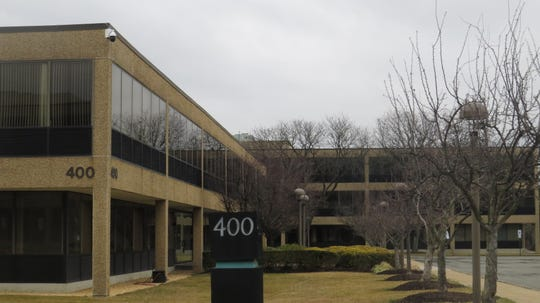 Two of the buildings slated for demolition and redevelopment at Lanidex Plaza office park off Parsippany Road in Parsippany.