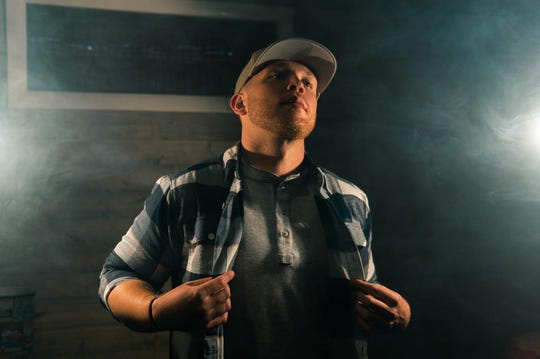 Tyler Braden, a Slapout native and former Montgomery firefighter, is a rising country singer who will perform Saturday at Range 231 N. Braden signed with Warner Music Nashville in 2019.