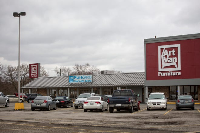 The Art Van Furtniture at 4701 Wheeling Ave. will remain open under Dillman's Furniture after the parent company liquidated their Midwestern stores. Dillman's owned the location before Art Van.