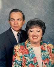 James and Donna Eaton.