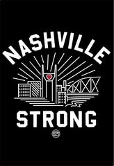 Project 615 created Nashville Strong T-shirts as a fundraising effort after deadly tornadoes struck Nashville and Middle Tennessee.