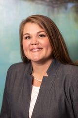 Naples Park Elementary assistant principal Melissa Stamper