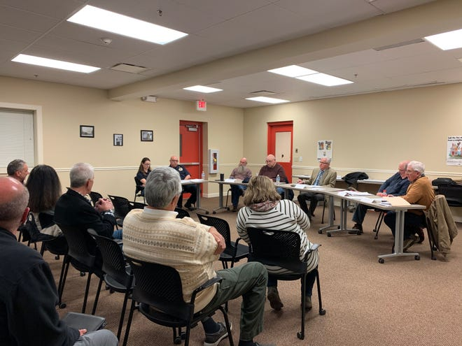 Refugee-Canyon Joint Fire District officials discussed a counter-proposal for fire and EMS service compensation and the future of fire and EMS coverage in northern Union Township during a meeting on Thursday, March 5, 2020.