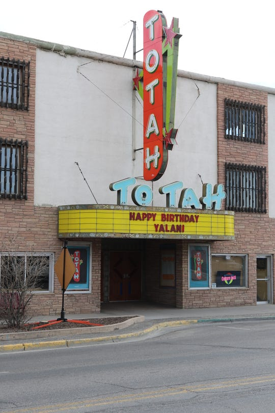 San Juan County Commissioners will meet March 11 to consider a plan to acquire the Totah Theater.