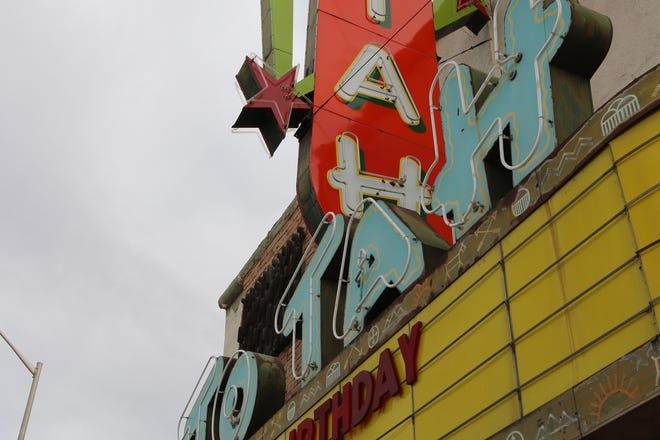 The Totah Theater in downtown Farmington could be purchased by San Juan County as part of the couty's efforts to open a film production facility with state capital outlay funding.