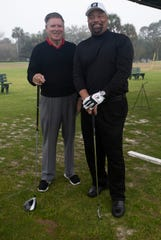 Former PGA golfers Buddy Whitten and Adrian Stills are joining forces to bring the PGA's Hope program to Pensacola. The program gives wounded and disabled veterans the chance to learn to play golf.