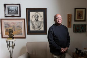 Cecil Patterson has served as mentor to many African American's in the Phoenix legal community, including ASU College of Law Professor Emeritus Myles Lynk.