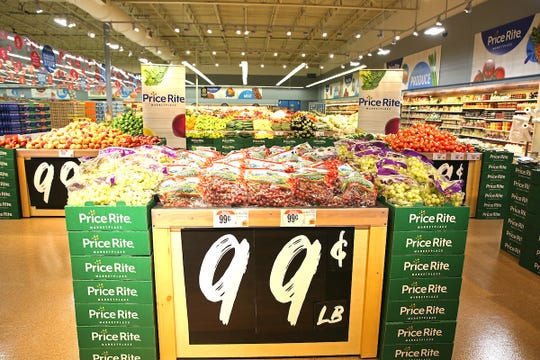 Inside the Price Rite Marketplace at 3812 Union Deposit Road in Harrisburg, PA.