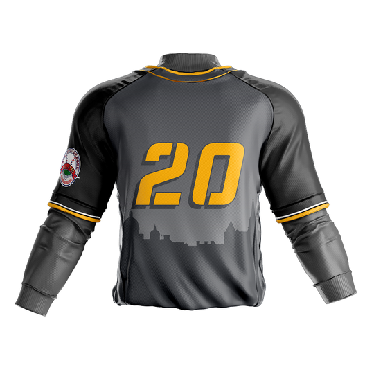 The York Revolution will wear road jerseys featuring the York skyline starting in 2020.
