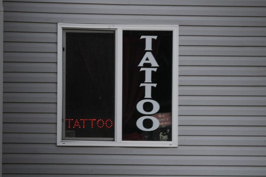 The Wayne County Health Department has ordered a series of businesses to close, including tattoo parlors.