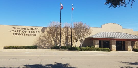 The Dr. Ralph Chase State Of Texas Services Center, 622 S. Oakes St., houses the Texas Department of Family & Protective Services, Health and Human Services Commission and several other state departments.