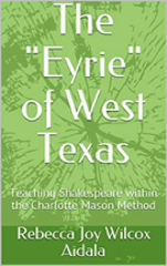 "Rebecca Joy Wilcox Aidala is the author of ""The Eyrie of West Texas."""