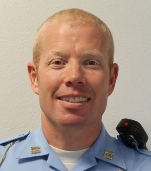 Kyle Whitehead is named interim chief of police for St. George Police Department.