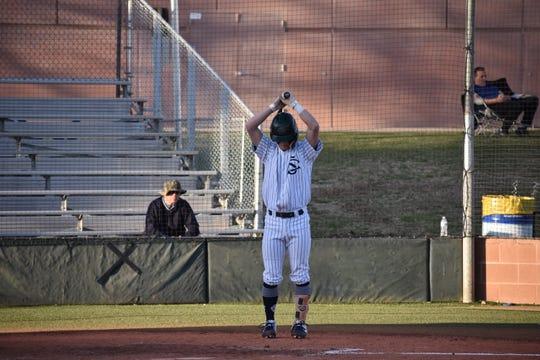 Snow Canyon baseball takes on Cimarron-Memorial on Thursday, March 5, 2020.