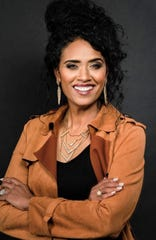 Dr. Michelle Mitcham, Associate Professor of Clinical Mental Health Counseling at FAMU; President/Publisher Tallahassee Woman Magazine.