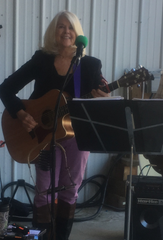 Susan David will perform for the Full Moon Climb at the Crooked River Lighthouse in Carrabelle.