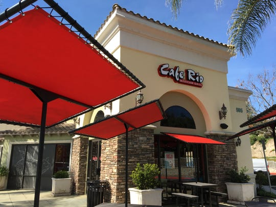 Cafe Rio Mexican Grill returned to Ventura County with the March 4 opening of its Thousand Oaks location at 595 N. Moorpark Road.