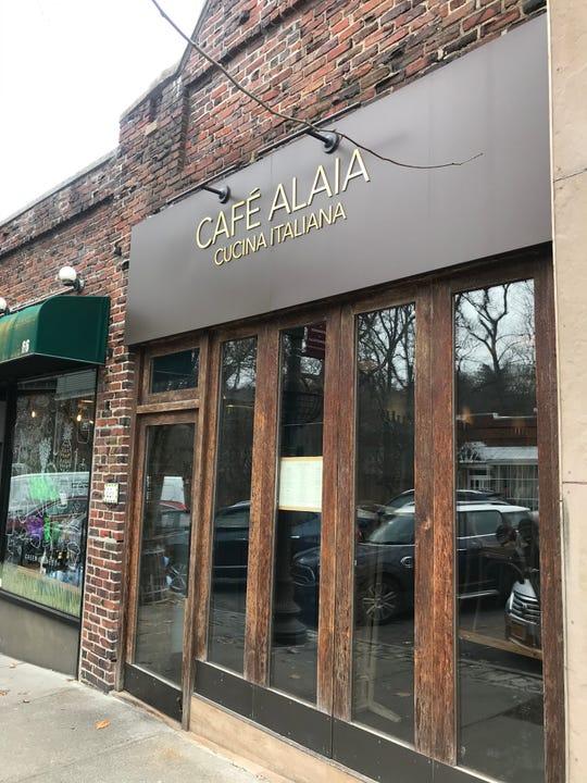 Cafe Alaia in Scarsdale recently got a Michelin Bib Award.