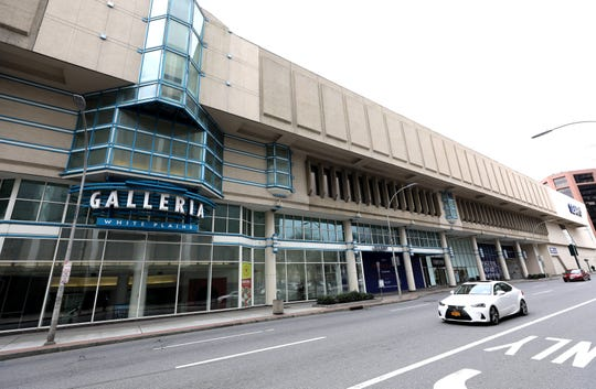 The Galleria in White Plains on Main Street is pictured, March 6, 2020.