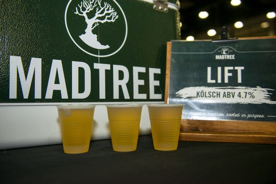 MadTree's Lift is popular enough to be among the few local craft beers sold in a 12-pack.