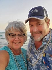 Winterset couple Sheryl and Ray Sirdoreus were among the passengers aboard the Grand Princess cruise ship when a coronavirus outbreak on March 4, 2020 caused them to be confined in their room for days.
