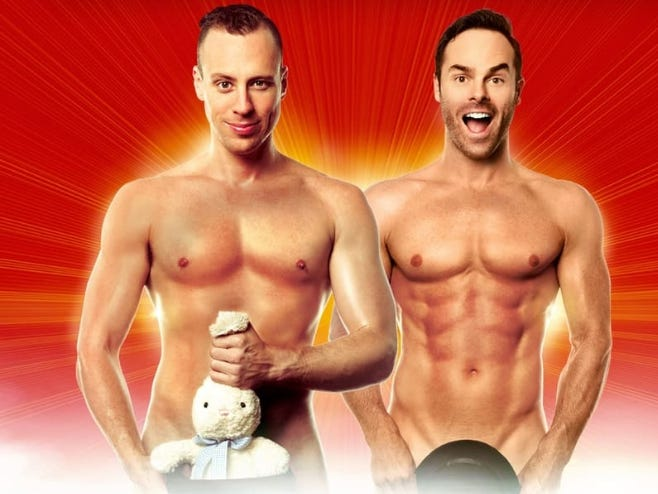 With a Las Vegas residency, a season on London's West End, and seen in 250+ cities across the globe... Australia's The Naked Magicians is undoubtedly the world's funniest and naughtiest magic show and it's coming to Detroit!