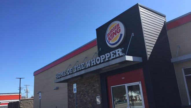 The Burger King restaurant at 1301 Covert Avenue in Evansville reopened Saturday morning after being closed earlier in the week.