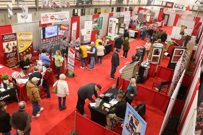 On Friday through Sunday, the SCBA hosted its 43rd Home and Business Show, where more than 100 vendors packed the Fremont Recreation Center.