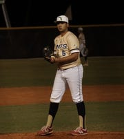 SFCA pitcher Jovan Gill was selected as the FACA District 18 Player of the Year.