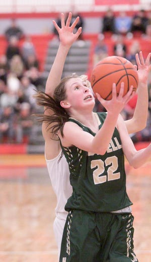 Howell's Maeve St. John and other Michigan high school basketball players had their seasons pushed back again Wednesday.