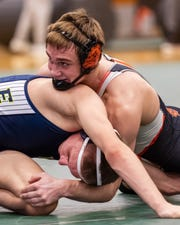 Eddie Homrock can become Brighton's second repeat state champion.