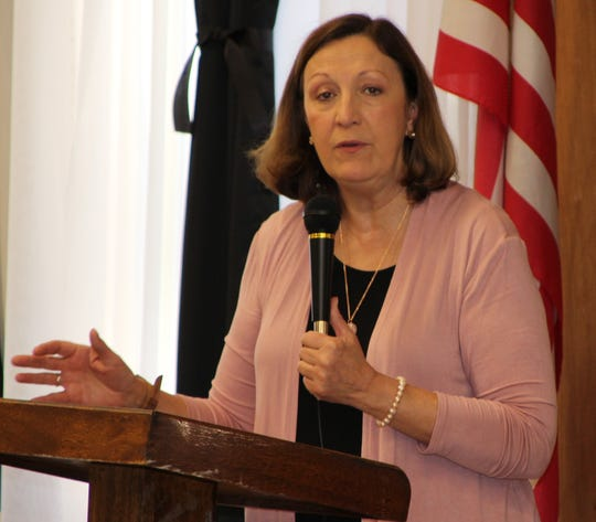 Ohio Court of Appeals Judge Jennifer Brunner is running against Justice Judith French for a seat on the Ohio Supreme Court. Brunner is a former Ohio secretary of state and ran for U.S. Senate in 2010.