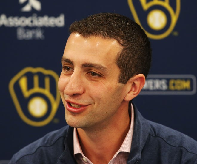 Brewers president of baseball operations David Stearns has passed on making a pick in the Rule 5 draft since 2015.