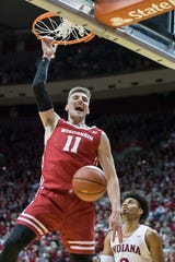 Micah Potter and the Badgers were counting on nine more victories: three in the Big Ten tournament and six in the NCAAs.