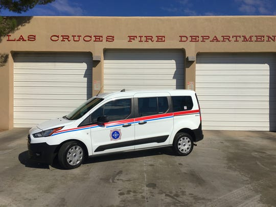 The Las Cruces Fire Department has added to its fleet a Mobile Integrated Healthcare Transport van.