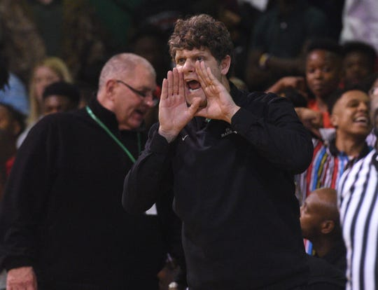 Bossier vs. Richwood Friday evening at Bossier High School in the LHSAA Class 3A semifinal.