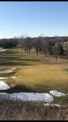 The Brandon Valley Golf Course has seen significant snow melt over the last few weeks. The course is scheduled to be open next week.