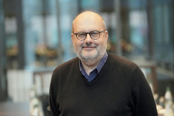 Branco Milanovic, winner of  the 2019 Alumni Award for Distinguished Writing