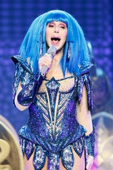"Cher is among the artists who have rescheduled Memphis concerts. Her March 16 ""Here We Go Again"" tour date at FedExForum has been moved to September."
