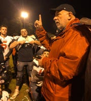 Former county coach George Contreras is the head coach of the Varese Skorpions of the Federazione Italiana di American Football in northern Italy. The team hasn't been able to play a game because of the coronavirus.