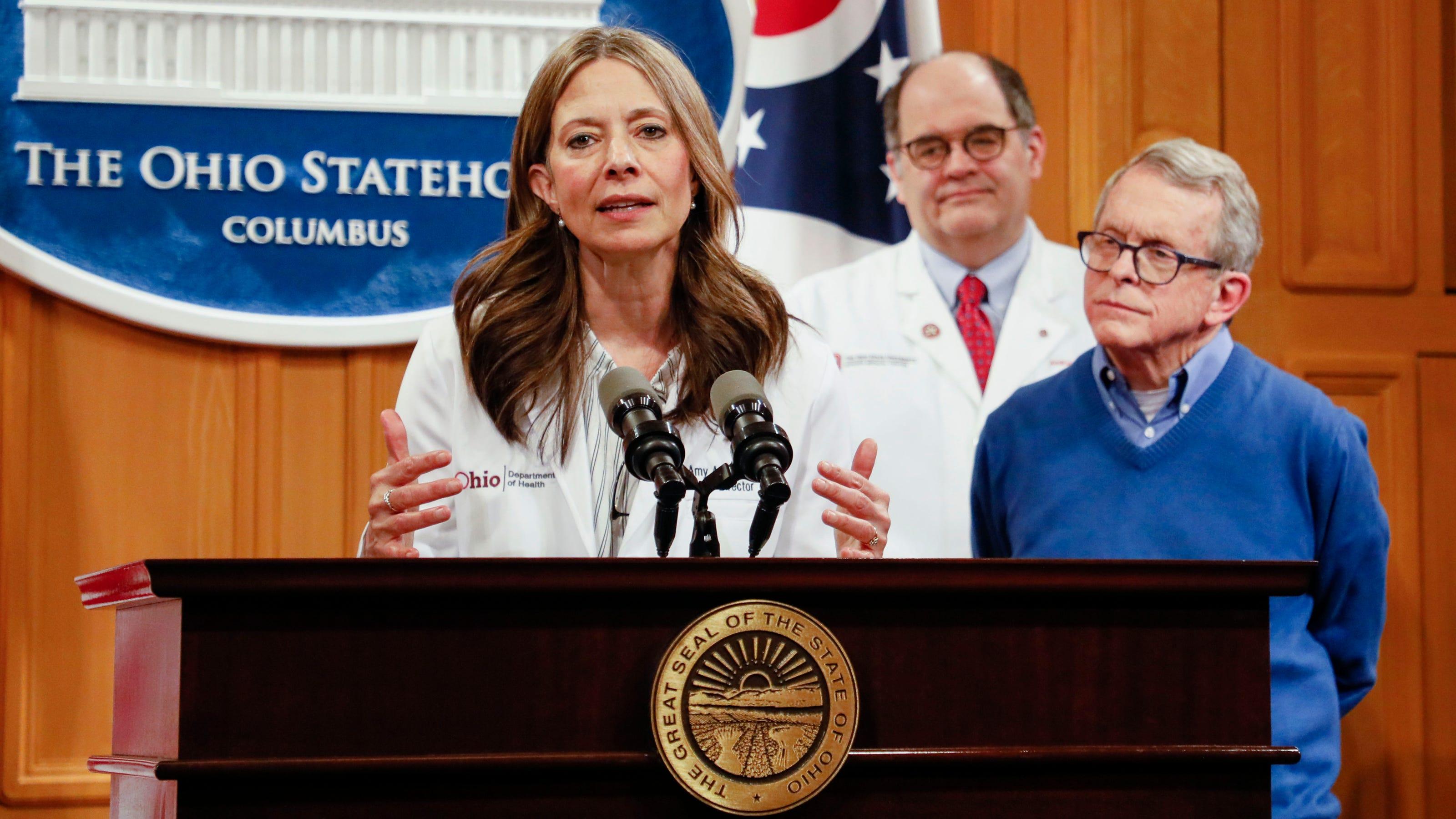 Coronavirus School Closings Ohio Maryland Shut All K 12 Schools
