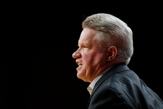 Iowa State women's baskeatball coach Bill Fennelly was getting his team ready for practice when he learned the Big 12 Tournaments were being cancelled.
